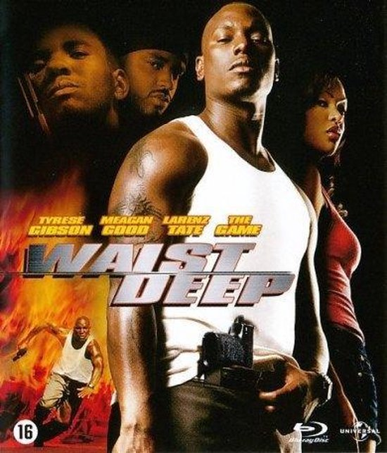 Cover van de film 'Waist Deep'