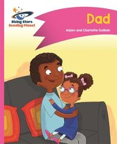 Reading Planet - Dad - Pink A