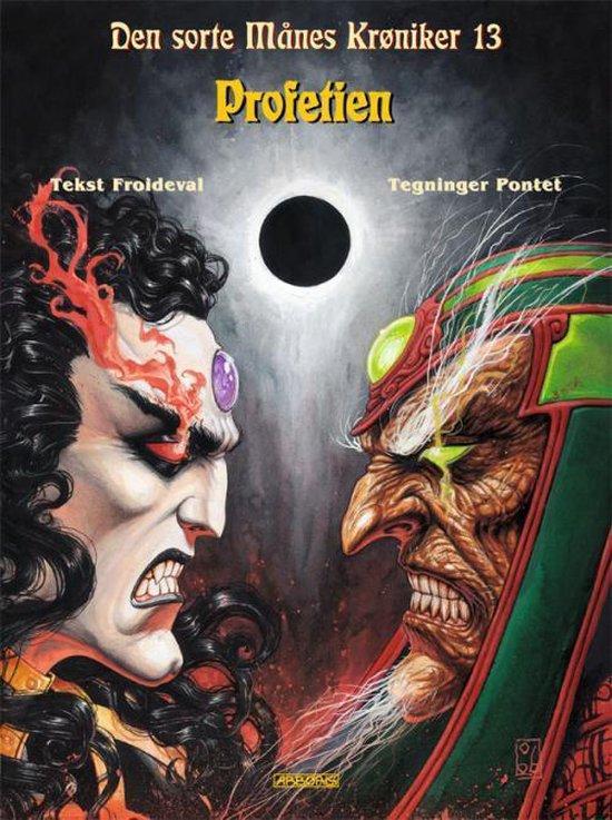 Kronieken v.d. zwarte maan Hc13. de profetie - Pontet | Fthsonline.com