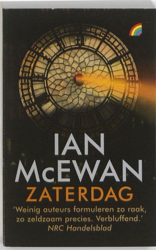 Rainbow pocketboeken 950 - Zaterdag - Ian Macewan |