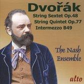 Dvorak: String Sextet in A, Op. 68; String Quintet in G, Op. 77