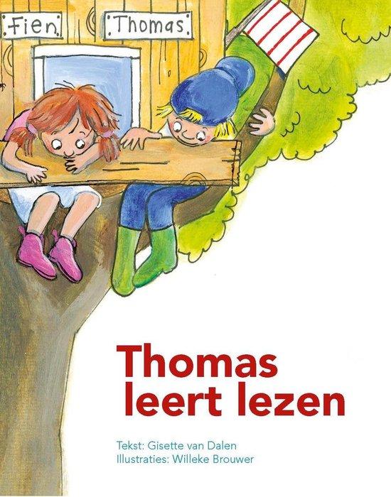Thomas 6 - Thomas leert lezen - Gisette van Dalen pdf epub
