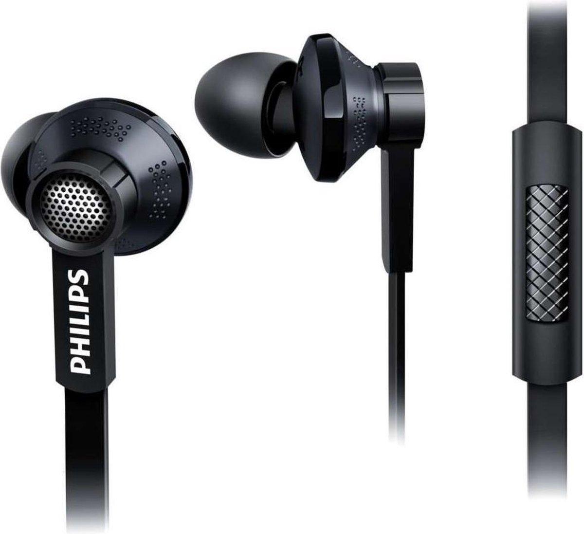 Philips in-Ear Headset TX1BK - Zwart
