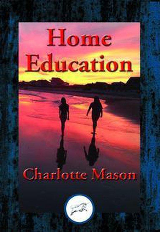 Boek cover Home Education van Charlotte Mason (Onbekend)