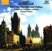 Komzak: Waltzes,Marches&Polkas