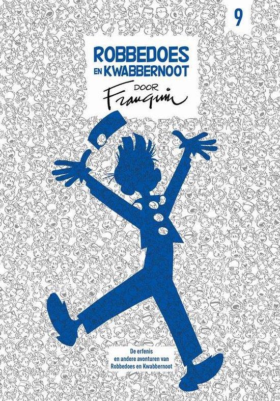 Robbedoes en Kwabbernoot - André Franquin |