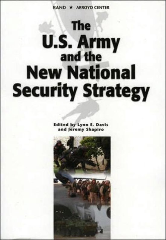 The U.S. Army and the New National Security Strategy