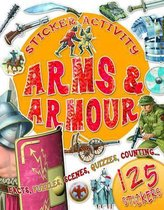 Sticker Activity Arms and Armour