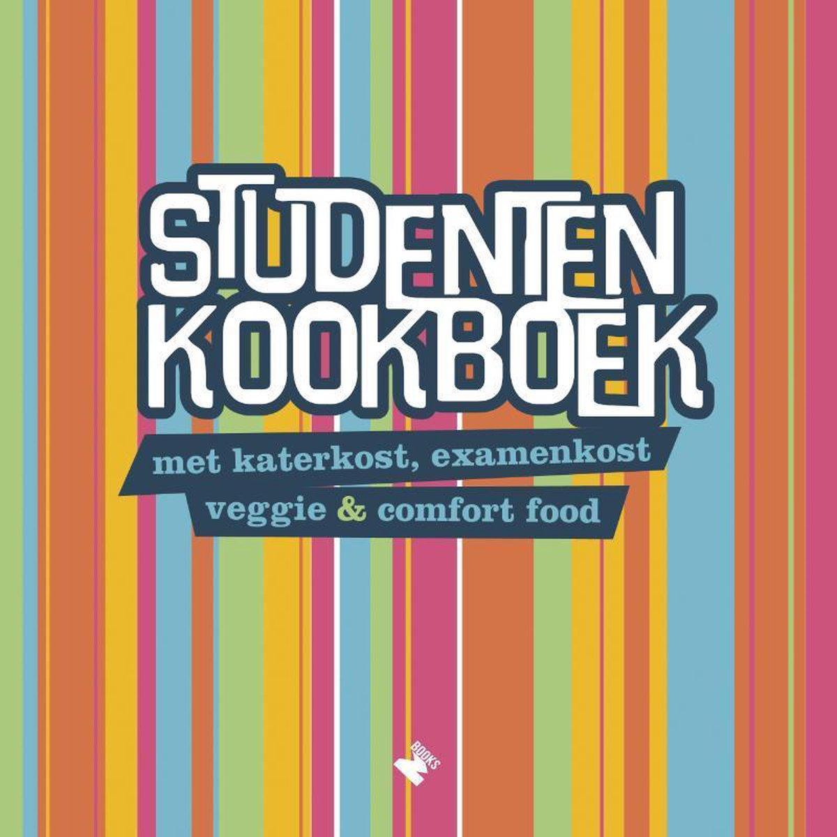 Studentenkookboek - Standaard Uitgeverij