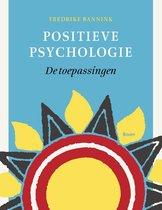Boek cover Positieve psychologie van Fredrike Bannink