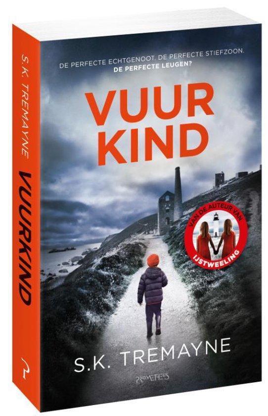Vuurkind - S.K. Tremayne | Readingchampions.org.uk