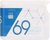 Pharmquests 69 Capsules Blue Caps Die Hard Erectiepillen - 69 Capsules