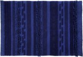 Lorena Canals - wasbaar vloerkleed - Air - alaska blue -140 x 200 cm