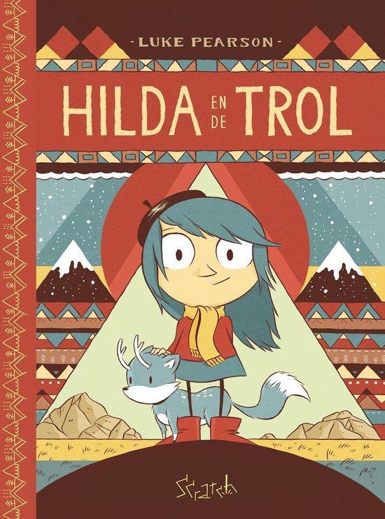 Hilda 1 - Hilda en de troll - Luke Pearson | Readingchampions.org.uk