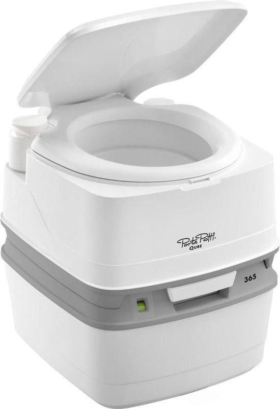 Thetford Porta Potti Qube 365 - Mobiel Toilet - Wit