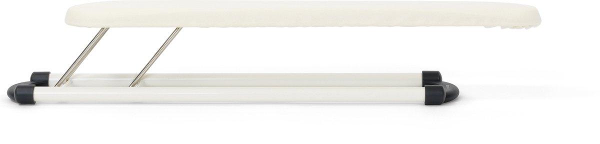 Brabantia Mouwplank - 60 x 10 cm - Ecru - Wit Frame