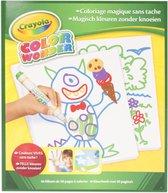 Crayola Color Wonder neutraal tekenblok - 30blz.