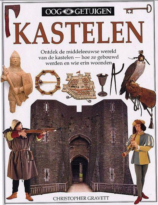 Kastelen - Christopher Gravett | Readingchampions.org.uk