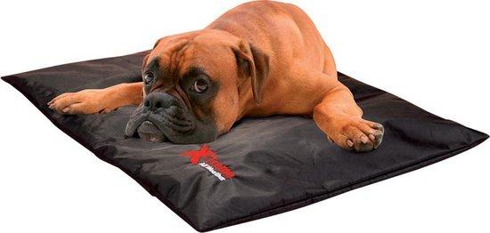 Doggy Bagg Duvet Bench Matras x-Treme Uni Zwart large 59x89 cm