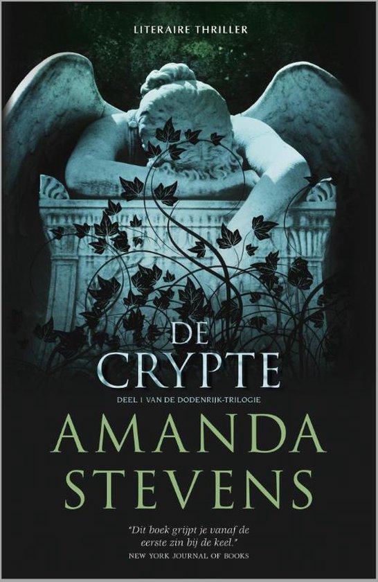IBS Thriller - De crypte - Amanda Stevens |