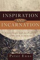 Boek cover Inspiration and Incarnation van Peter Enns