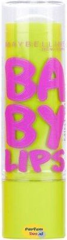 Maybelline Babylips - Mint Fresh - Transparant - lipbalm