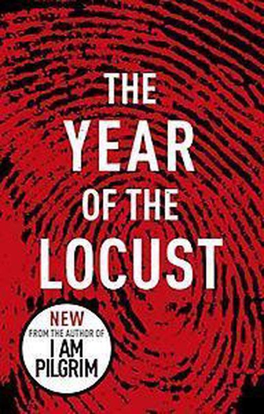 Boek cover The Year of the Locust van Terry Hayes (Hardcover)