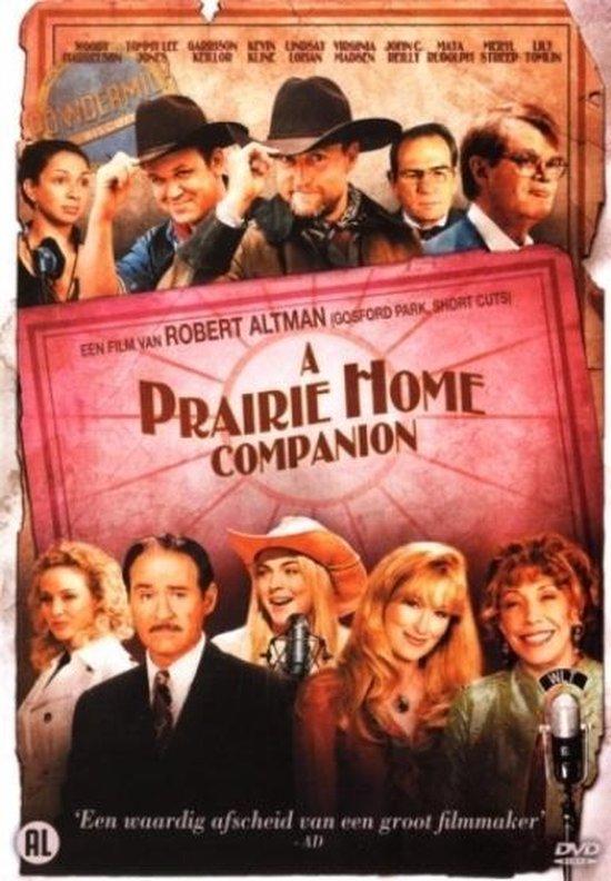 Cover van de film 'Prairie Home Companion'