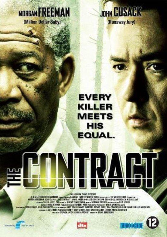 Cover van de film 'Contract'