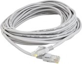 15 meter LAN / Netwerkkabel / Internet kabel / UTP Kabel / CAT5