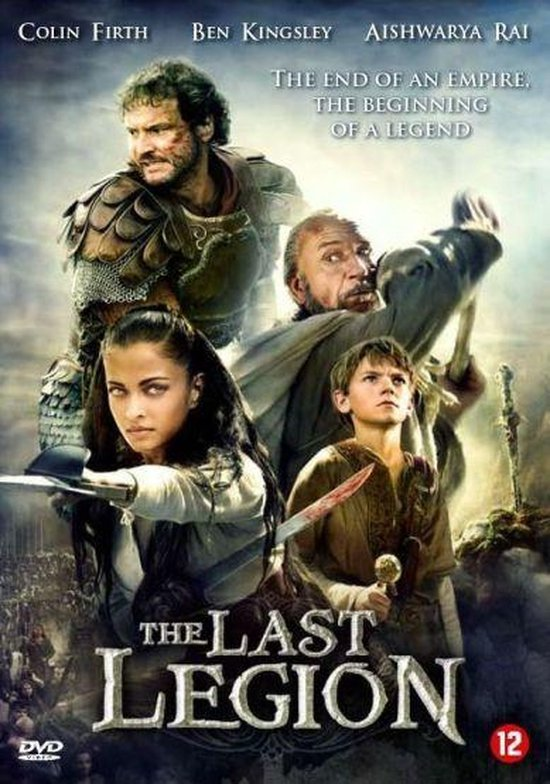 Cover van de film 'The Last Legion'