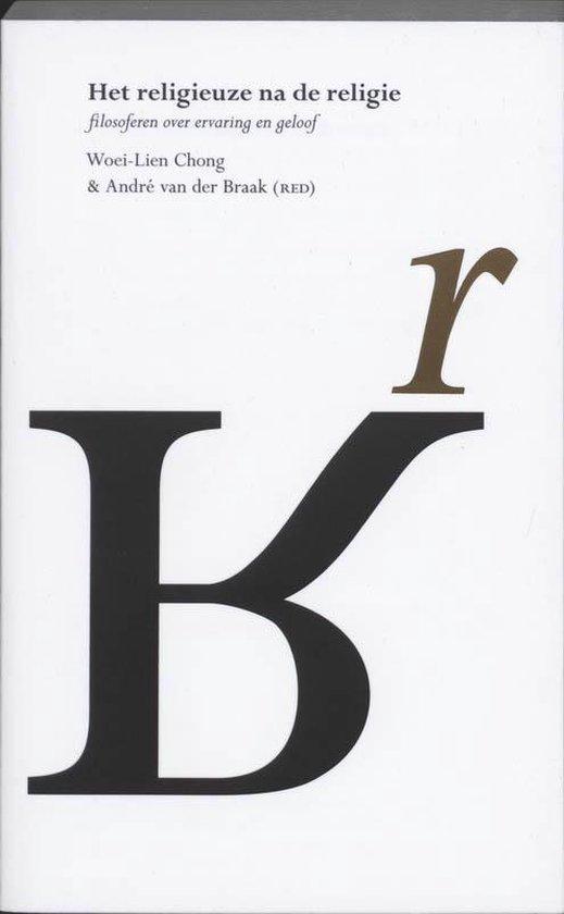 Cover van het boek 'Het religieuze na de religie'