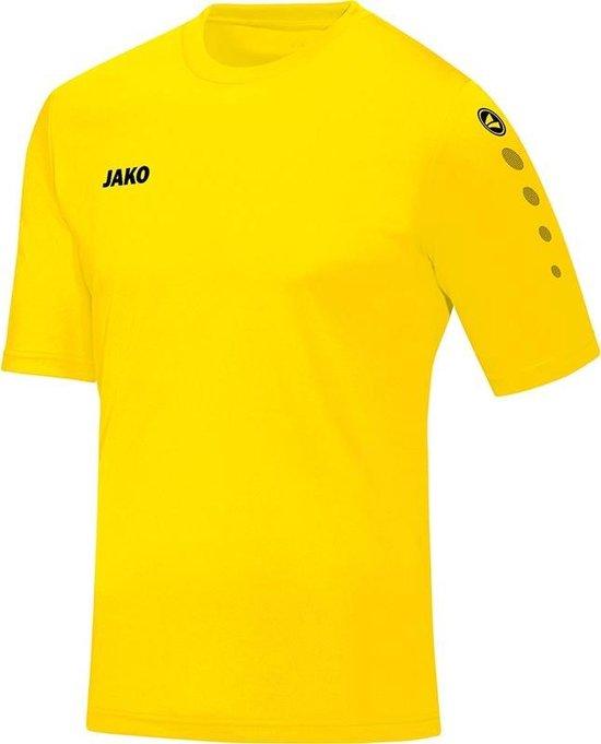 Jako Team Voetbalshirt - Voetbalshirts  - geel - 116