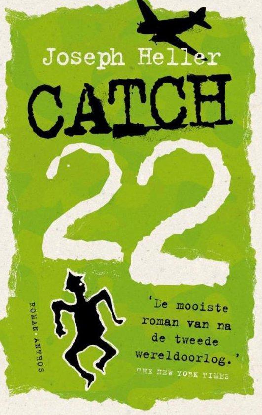 Boek cover Catch 22 van Joseph Heller (Onbekend)