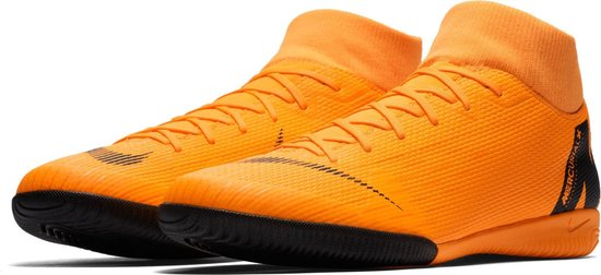 Nike Mercurial Superfly VI Academy IC Voetbalschoenen Volwassenen Total Orange