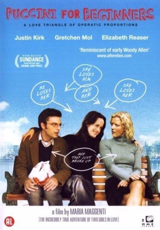 Cover van de film 'Puccini For Beginners'