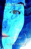Boek cover Scintillant van Aliona Ciumac