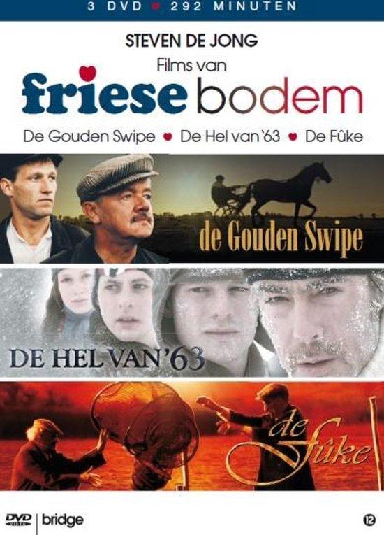 Cover van de film 'Films Van Friese Bodem'
