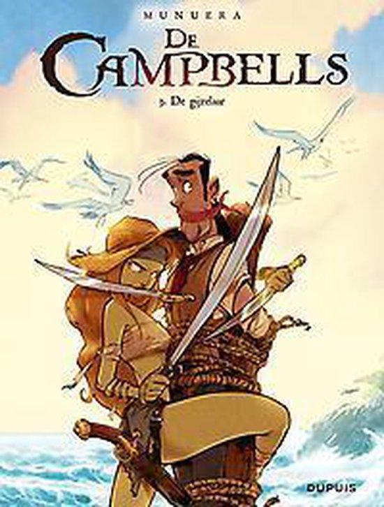 Campbells, de 03. de gijzelaar - josé-luis munuera |