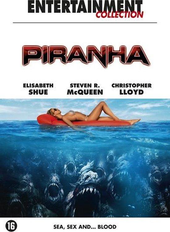 Cover van de film 'Piranha'