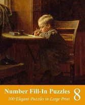 Number Fill-In Puzzles 8