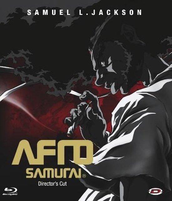 Cover van de film 'Afro Samurai'