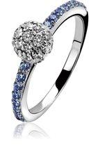 Zinzi zir1015b56 - zilveren ring bol