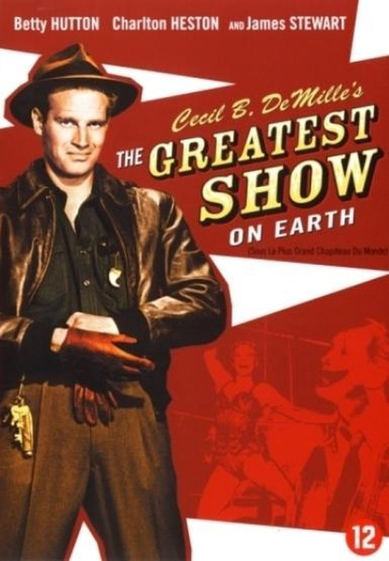 Cover van de film 'Greatest Show On Earth'