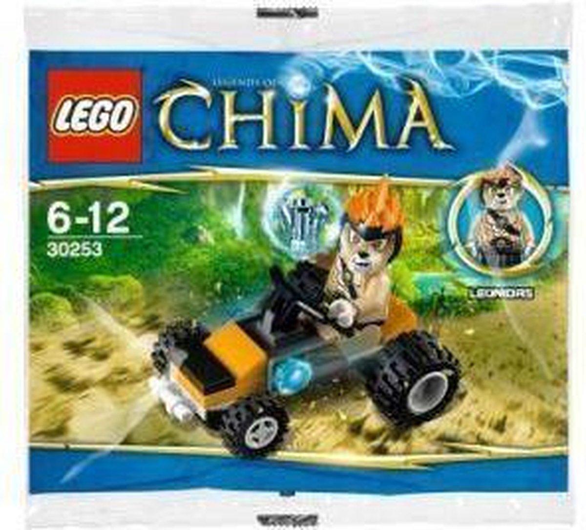LEGO Chima Leonidas