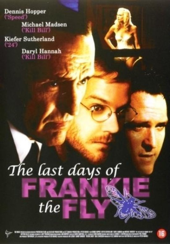 Cover van de film 'The Last Days Of Frankie The Fly'