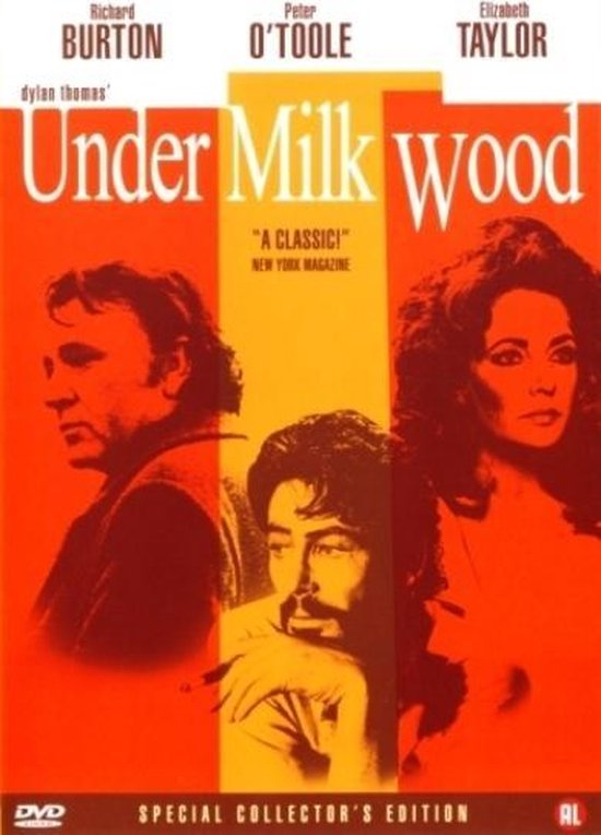 Cover van de film 'Under Milk Wood'