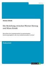 Die Beziehung Zwischen Werner Herzog Und Klaus Kinski