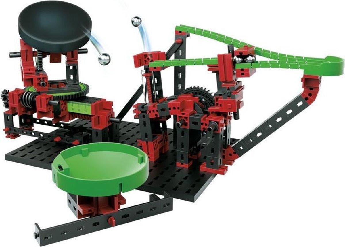 Fischertechnik Dynamic Set - XM, 280dlg. Afmeting verpakking: 32 x 23 x 8 cm prijzen vergelijken. Klik voor vergroting.