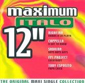 """Maximum Italo 12"""""""